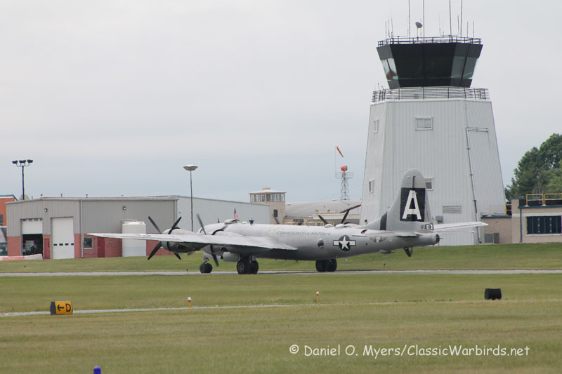 FIFI B-29 Reading Tower