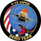 F-16 Demo Patch 79 FS (Craig Baker)