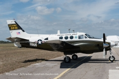 2016-03-11 N906HF Beech 90 King AIr