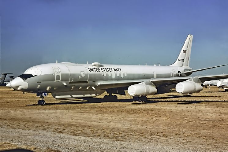 DOUGLAS-C-24A-THE-NAVYS-ONLY-DC-8-AIRFRAME
