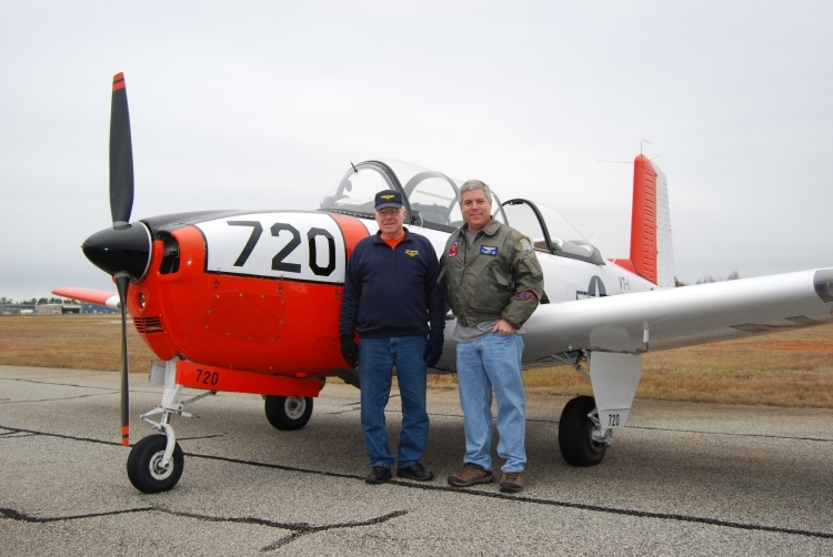 Bob Lindley T-34 flight Dec 7, 2017 003