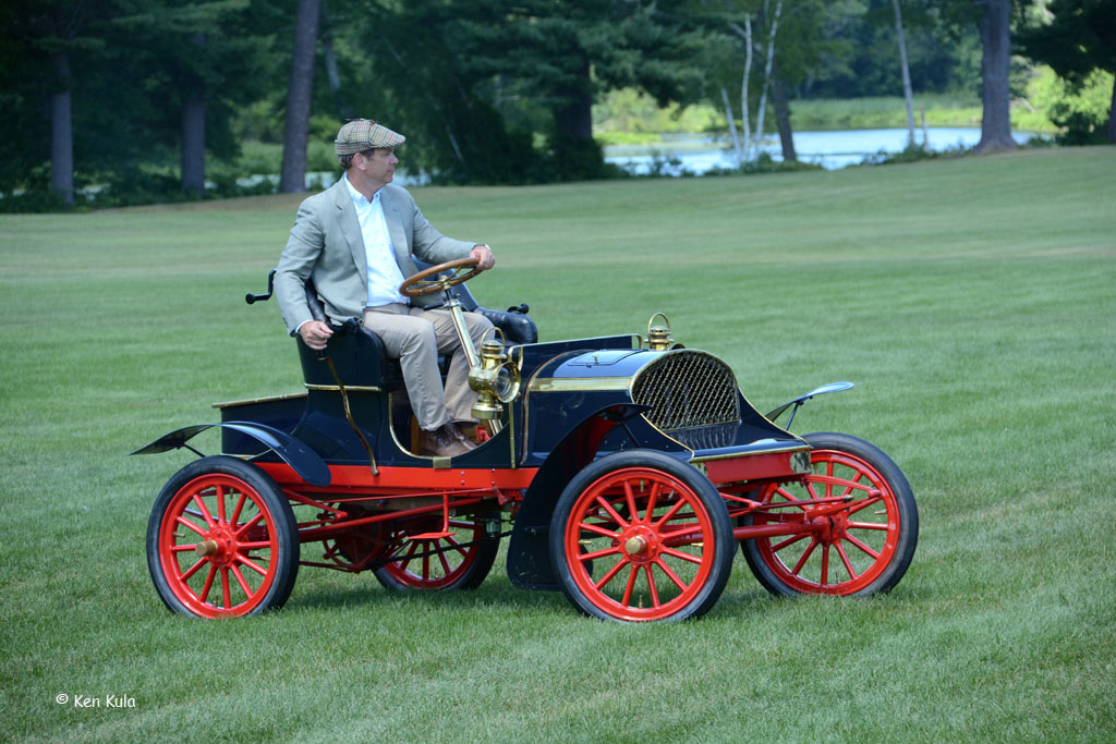 1904 Franklin Type A Roadster