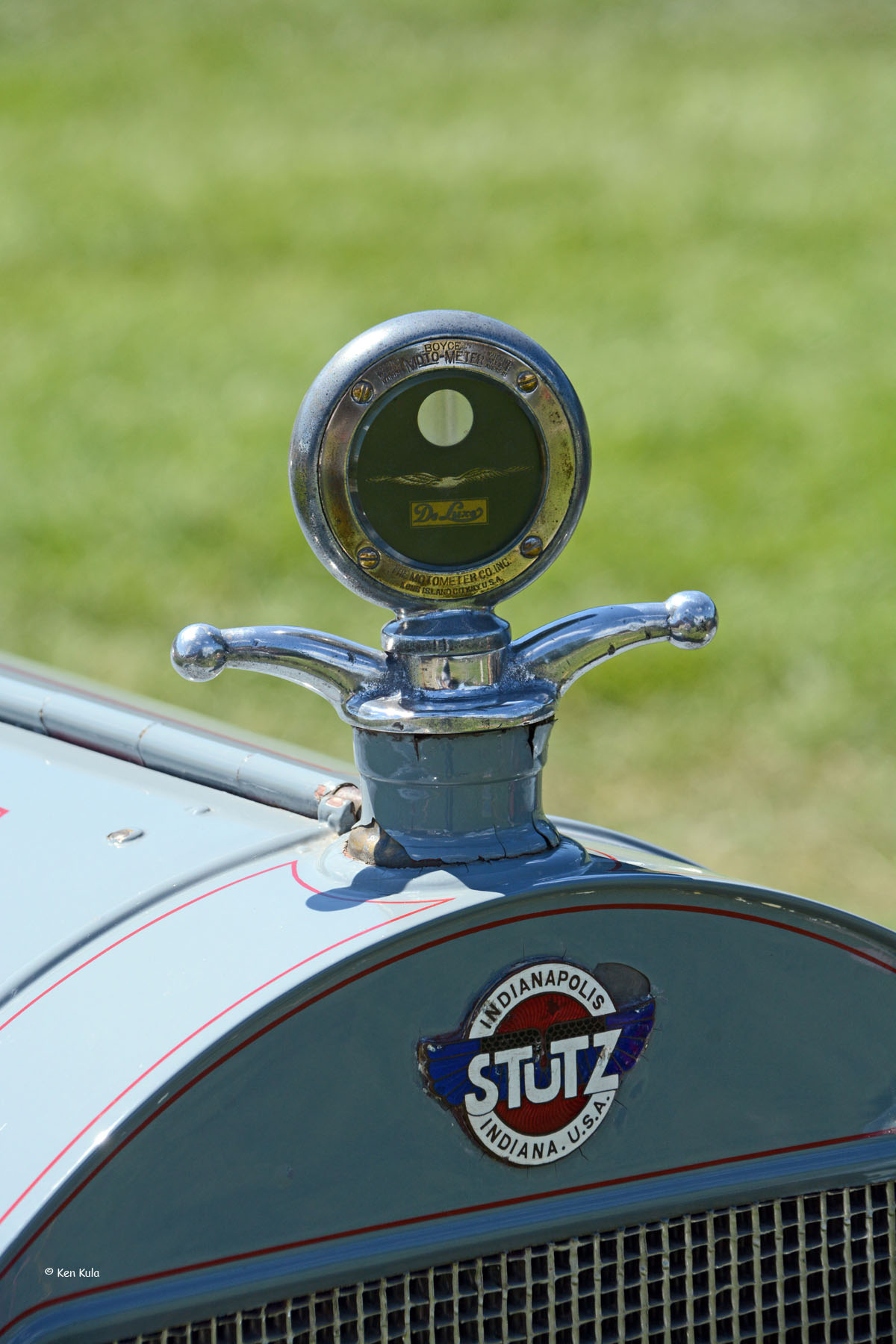 Stutz Bearcat nose