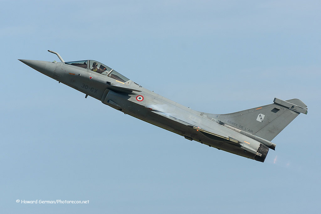 Enhc French Rafale Demo C 30-GX-4630