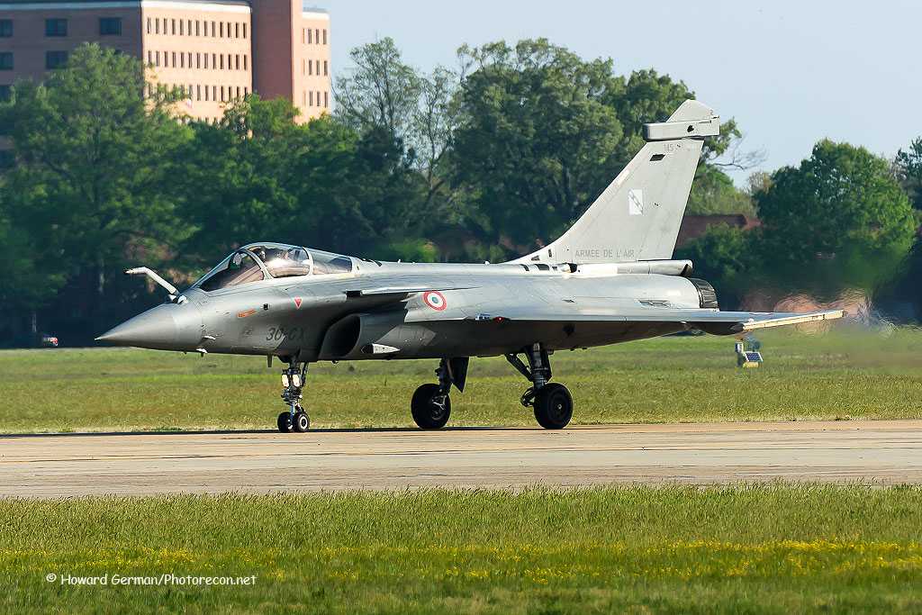 Enhc French Rafale Demo C 30-GX-4774