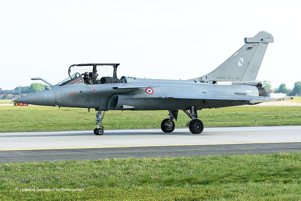 Enhc French Rafale Demo C 30-GX-4813