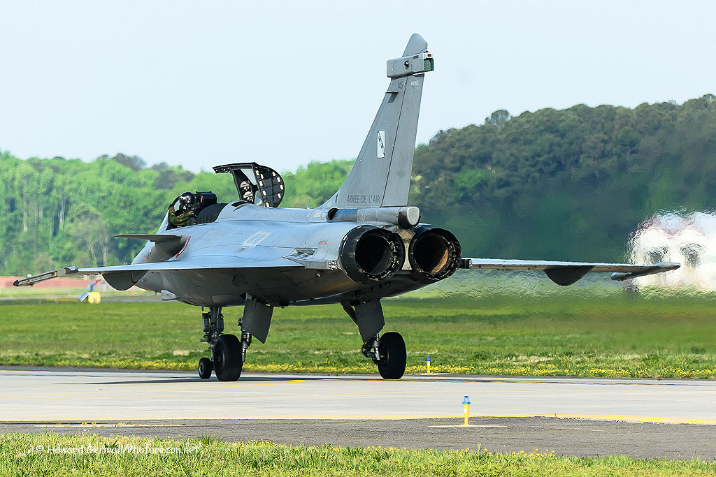 Enhc French Rafale Demo C 30-GX-4829