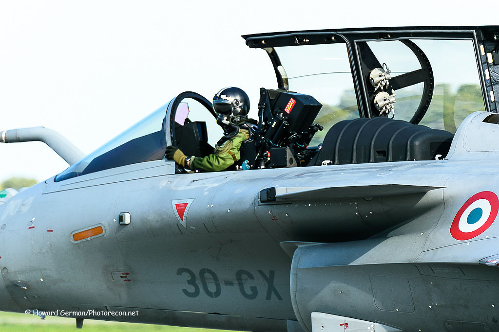 Enhc French Rafale Demo C 30-GX Pilot-4820