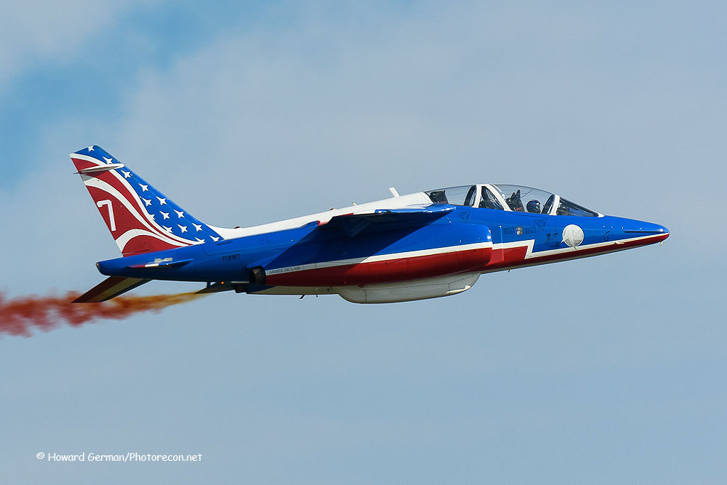 Enhc Patrouille de France No7-5006