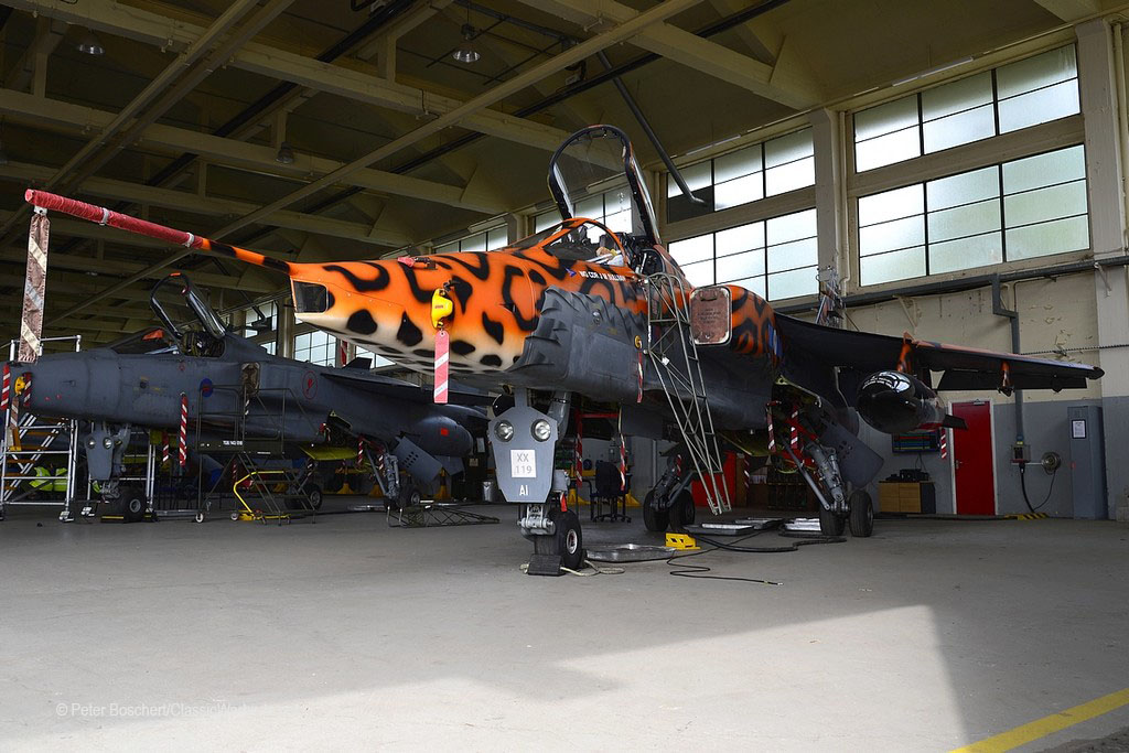 Crew Training of the RAF in Cosford | Classic Warbirds