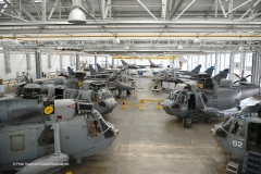 10 The Weapons and Avionics hangar