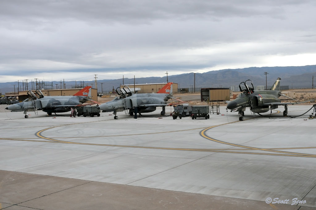 82nd_ATRS_QF-4E's_Final_Flight_6101