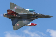 Enhc French Mirage 2000D C. Delta 3-IT-8791