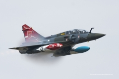 Enhc French Mirage 2000D Couteau Delta 624 3-IT-1350