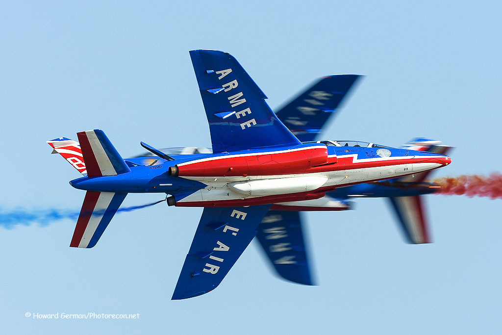 Enhc Patrouille de France cross over-5108