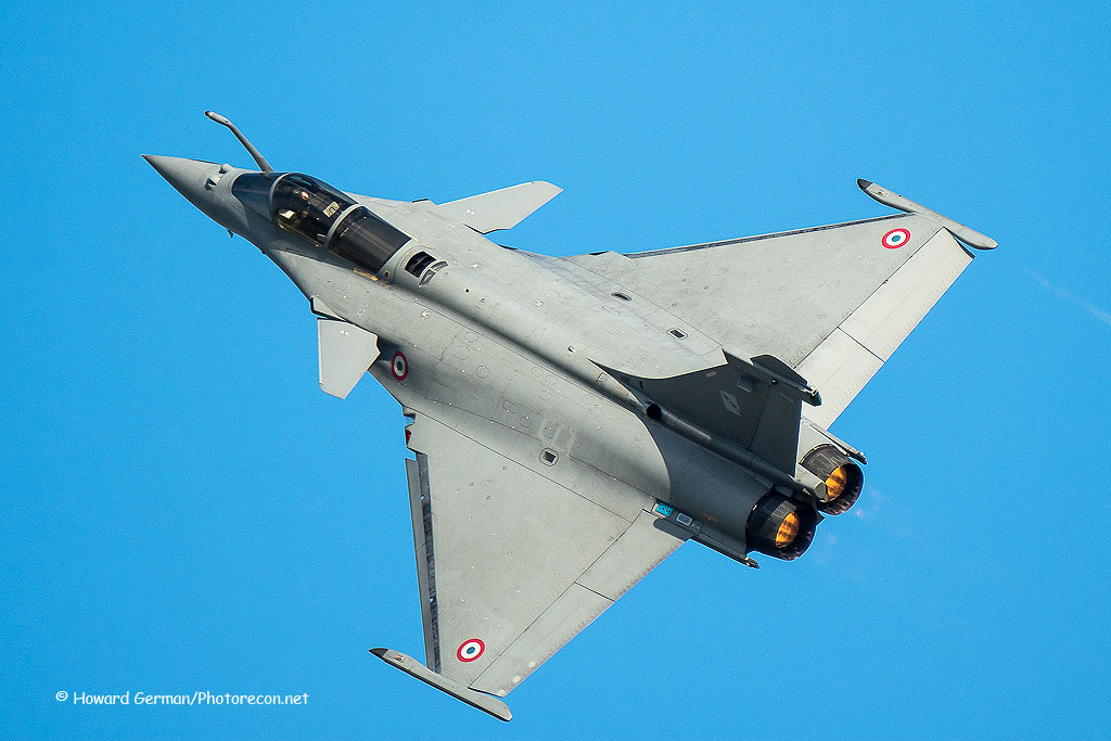Enhc French Rafale Demo C 30-GX-4640