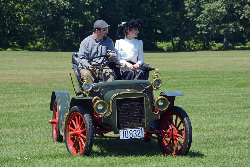 1908 Cadillac Open Roadster Runabout 1