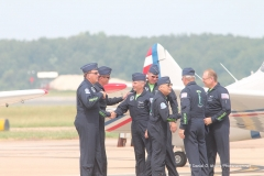 GEICO Skytypers after show